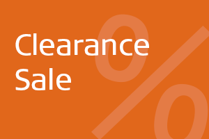 Did you see the offers in our Clearance Sale?